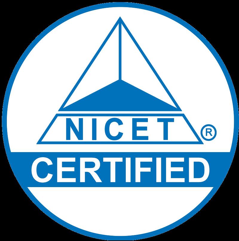 NICET Certified Installation